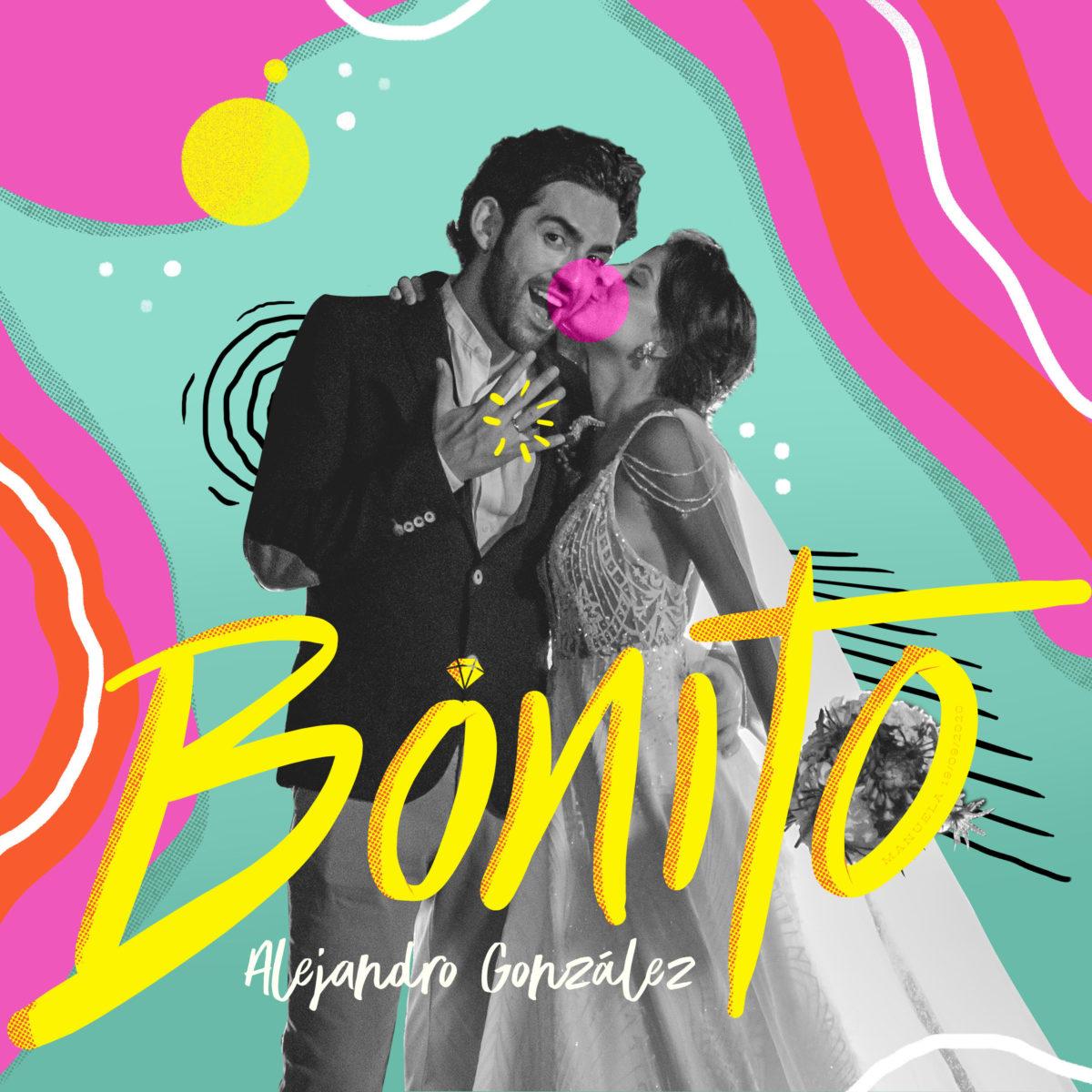 Alejandro González continúa contando su historia de amor a través del sencillo 'Bonito'