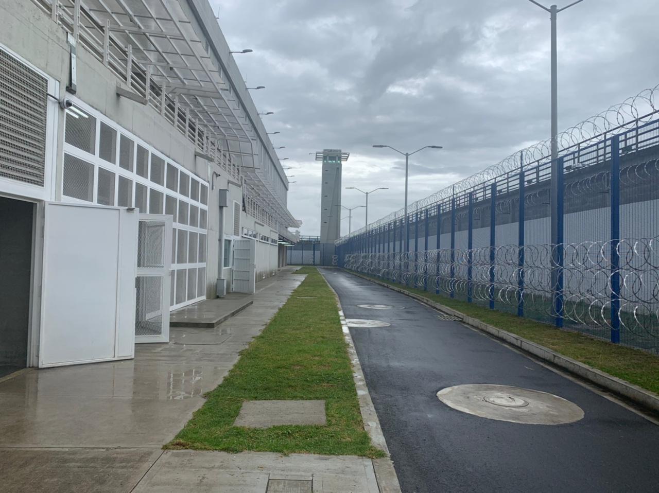 Centro penitenciario de Ipiales recibe modernas instalaciones dotadas por Minjusticia