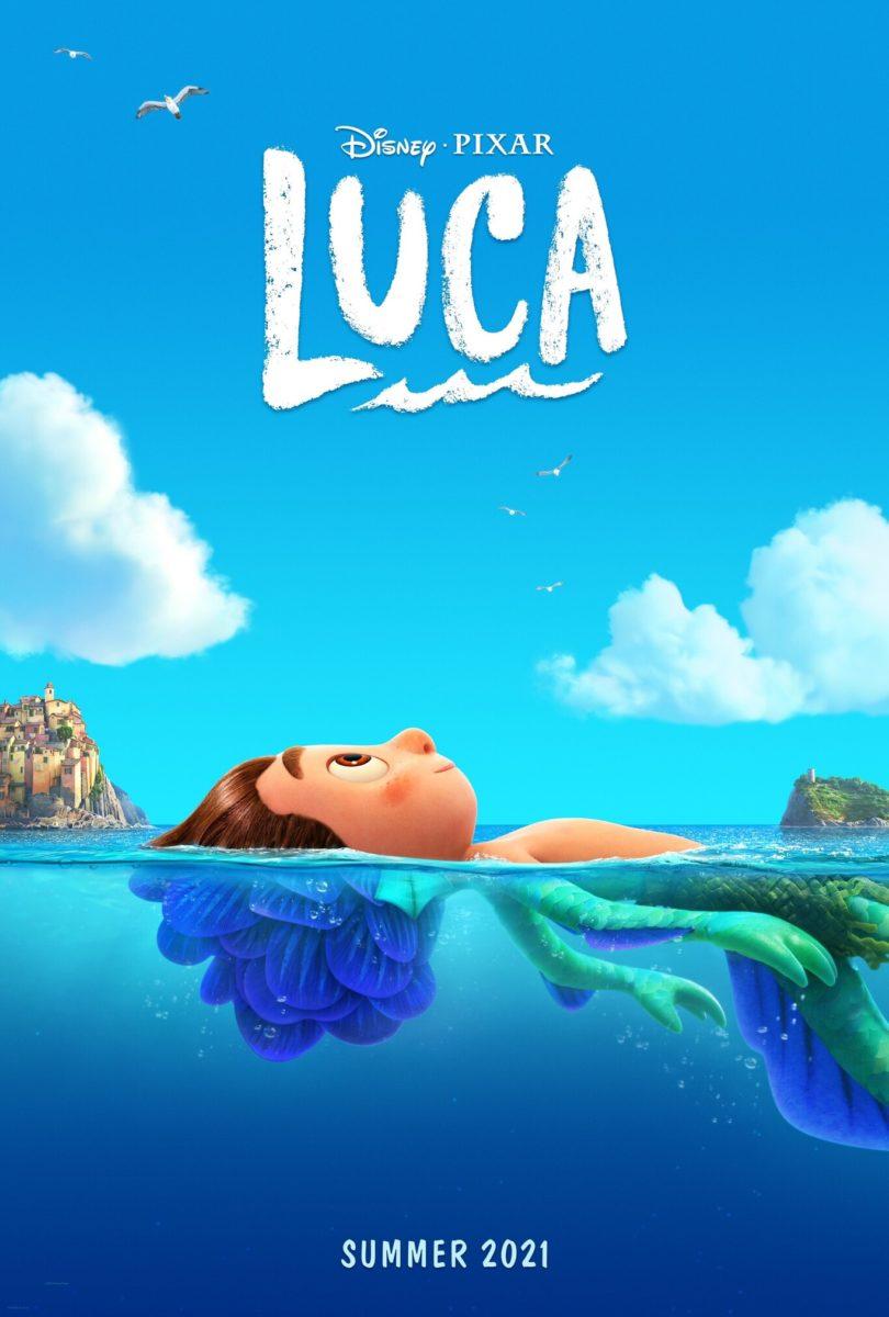 Publican el primer tráiler de 'Luca' la próxima película animada de Pixar's
