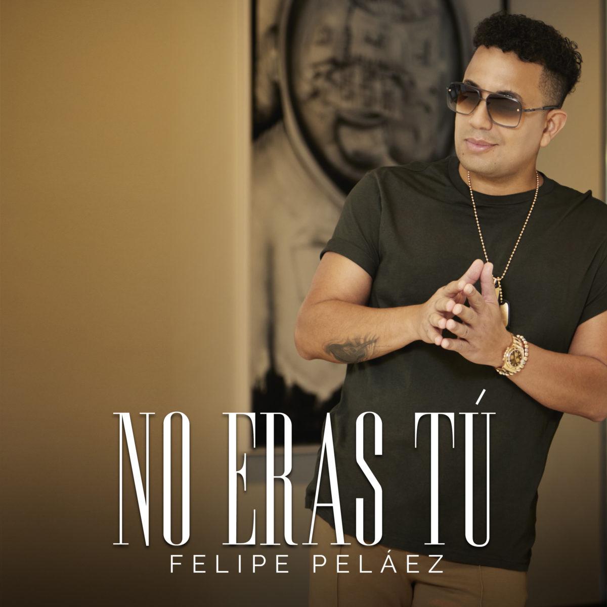 'No eras tú' el vallenato romántico y con full despecho que prometió Felipe Peláez  – @FelipePelaez