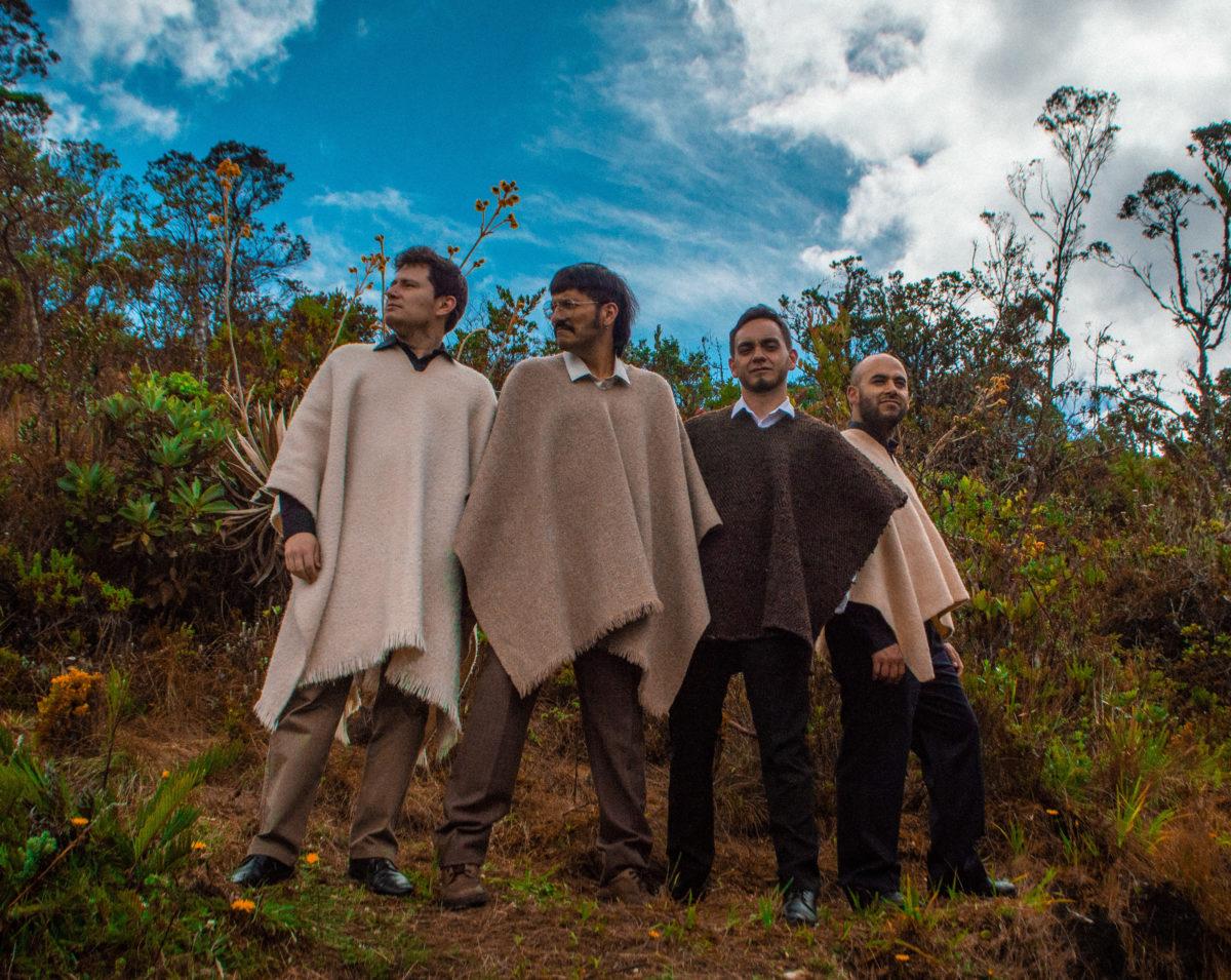 Los Rolling Ruanas lanzan 'Mario Miguel', su primer sencillo del 2021