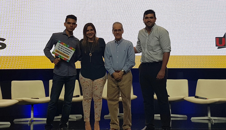 Expreso Brasilia apoya programa de becas de Uninorte