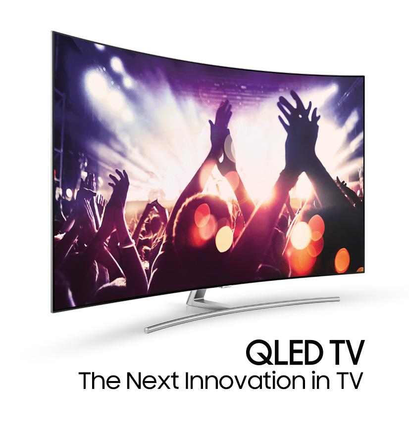 QLED TV, la nueva era del televisor se lanzó en el CES 2017