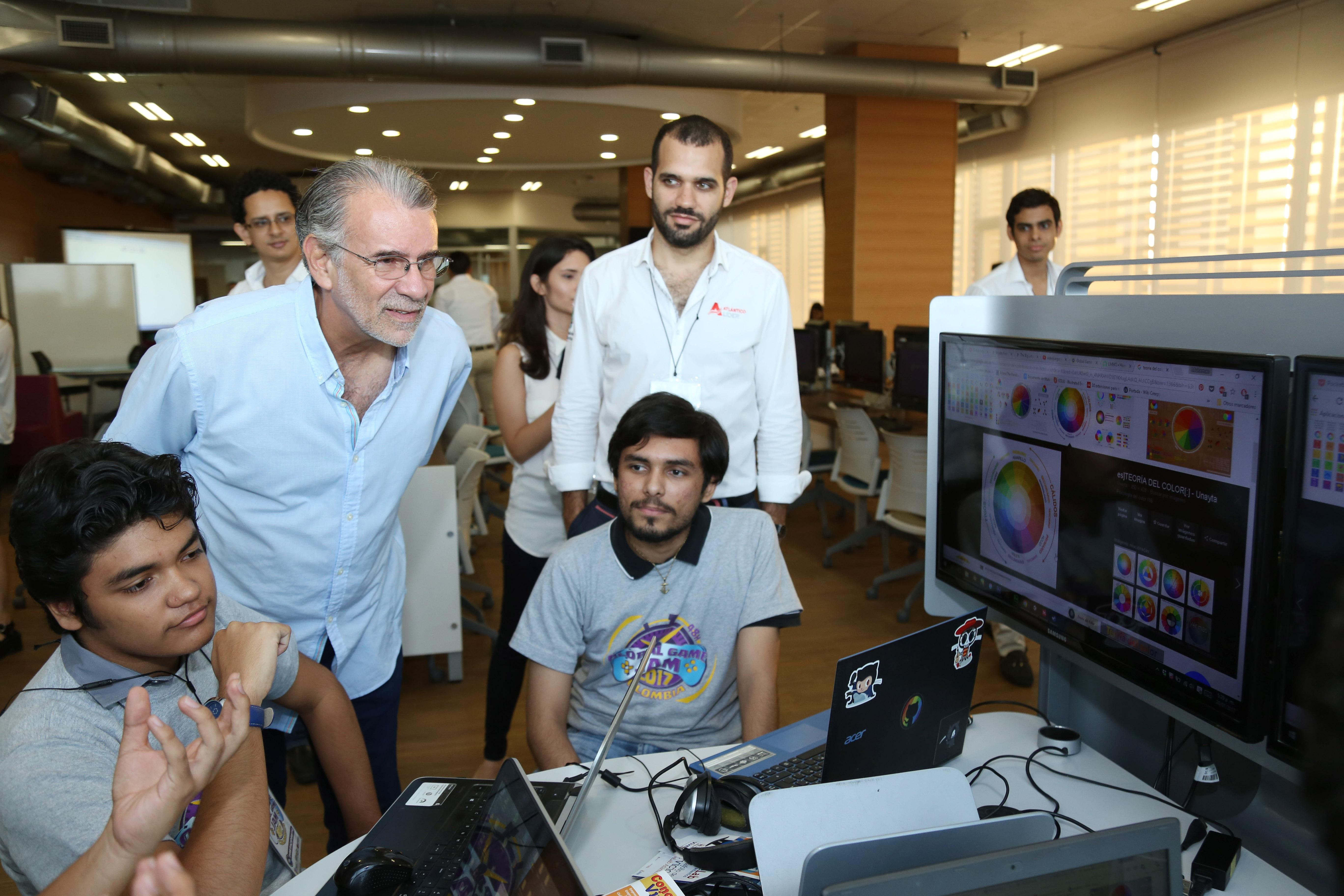 Exitosa participación de Atlántico en la maratón mundial de videojuegos