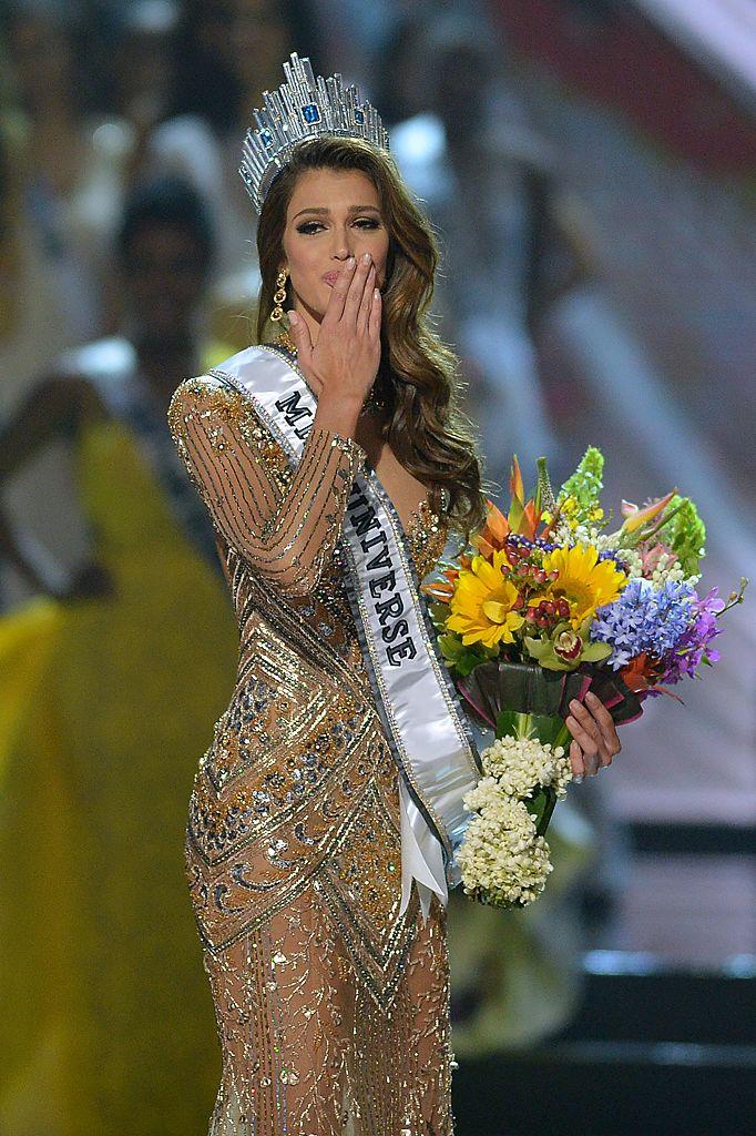 Francia Nueva Miss Universo