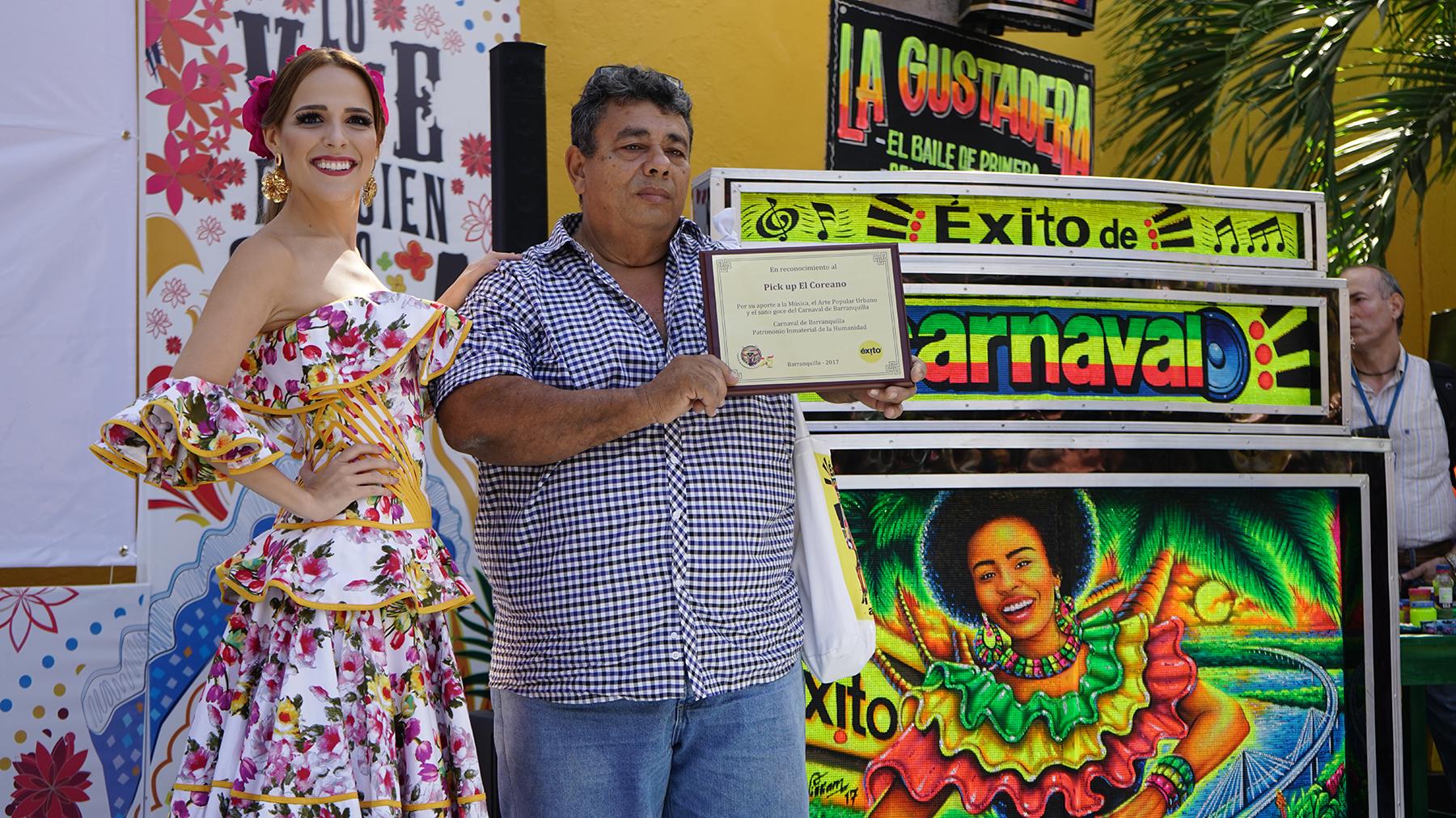 Los Reyes se toman las Verbenas de Carnaval en los barrios más rumberos de Barranquilla