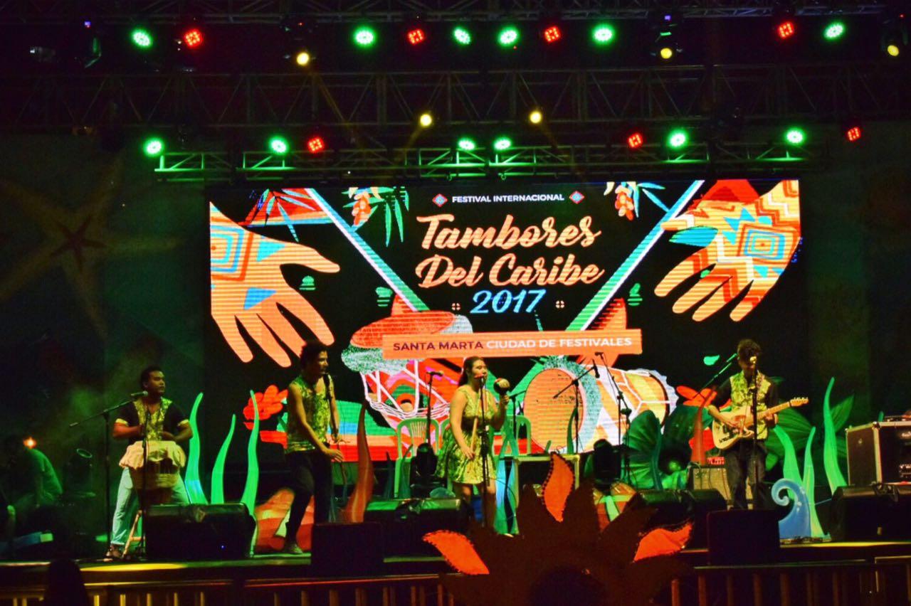 Festival Internacional de Tambores del Caribe, ¡Un éxito total!