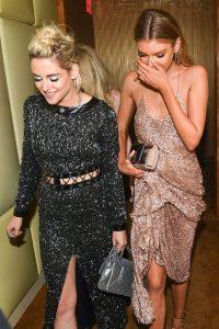 A Stella y a Kristen las han captado varias veces juntas