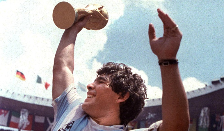 40 Años del Debut de Maradona en la Selección Argentina