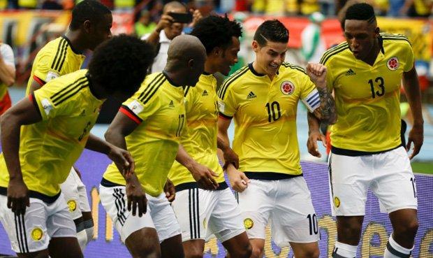 La Victoria de Colombia ante Bolivia, demuestra que la tricolor es un equipo de Jerarquía histórica