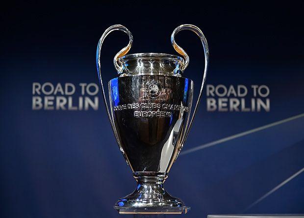 La copa de la Champions League estará en Bogotá