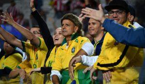 Brasil hinchas