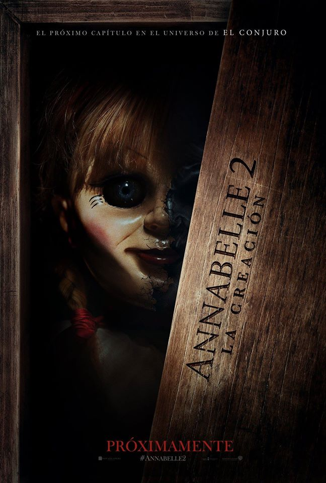 Annabelle 2 prepara su llegada a los cines con su segundo tráiler