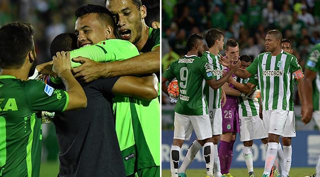 Chapecoense y Nacional jugarán la Recopa Sudamericana
