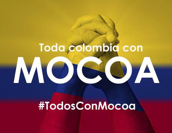 Artistas colombianos unen mensajes por tragedia en Mocoa