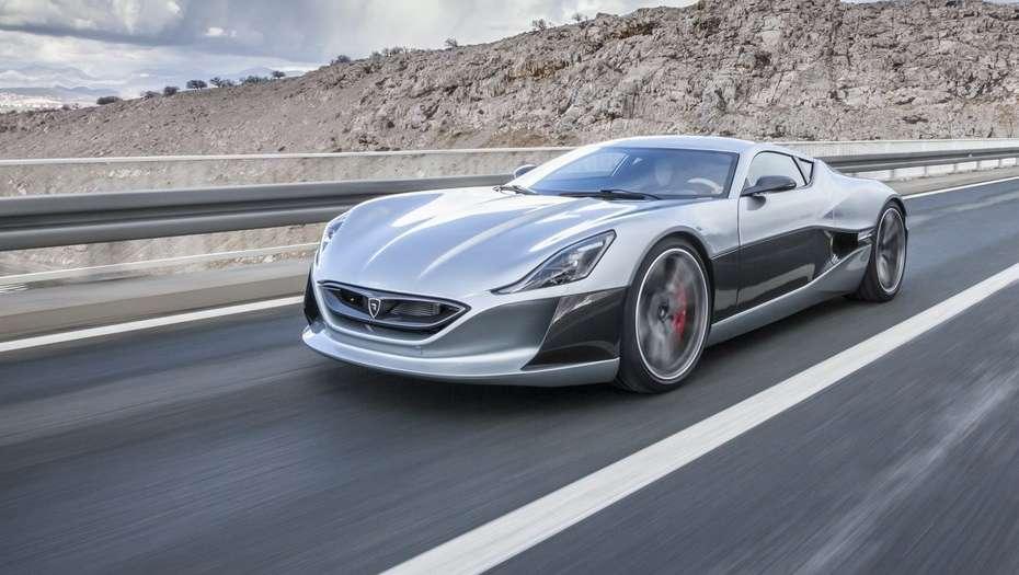 Rimac Concept One, lo más veloz del mundo