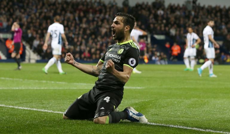 Chelsea, Rey de Inglaterra por sexta vez en la Historia