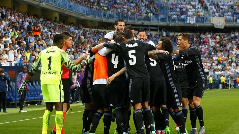 Después de 5 años, Real Madrid gana la #33