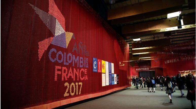 Francia, el país invitado en la FilBo