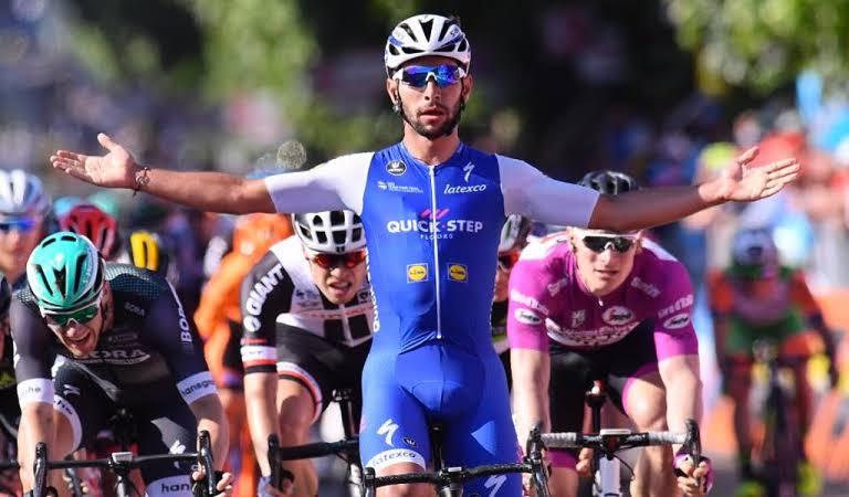 Fernando Gaviria, ciclista colombiano, tiene Coronavirus
