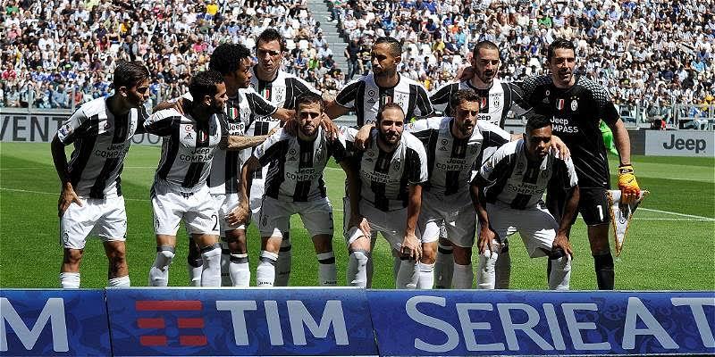 Juventus se consagró Campeón de la Liga Italiana