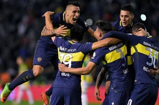 Boca Juniors se coronó Campeón en la Argentina