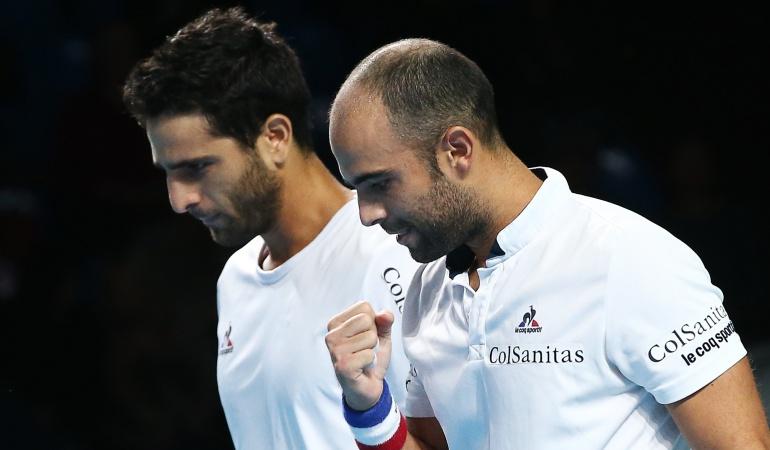Cabal y Farah en Semis del Roland Garros