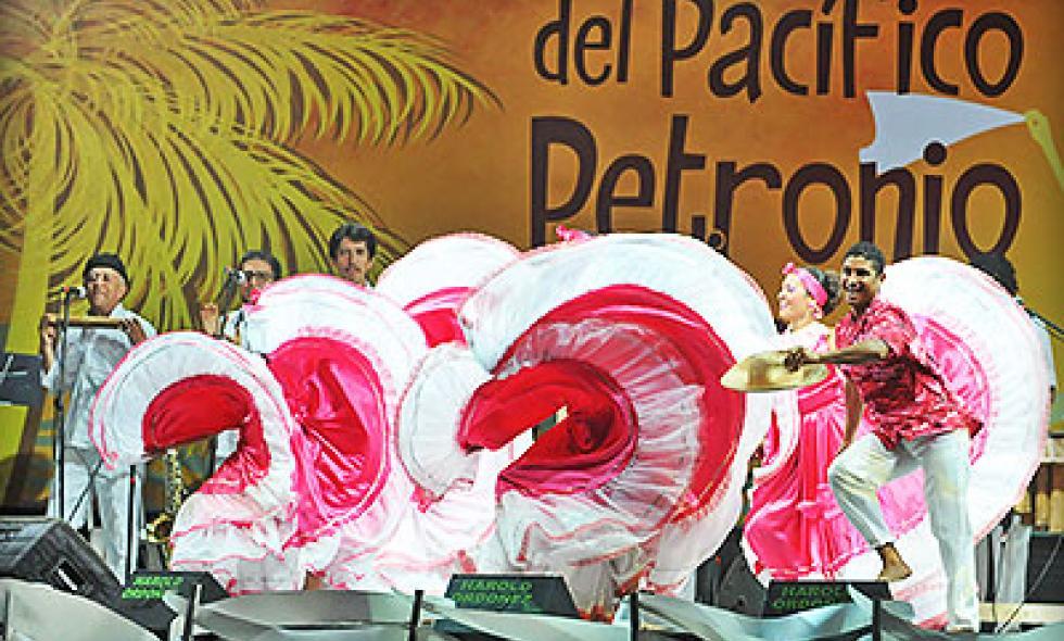 Cali se enciende de colores con el Festival Petronio Álvarez