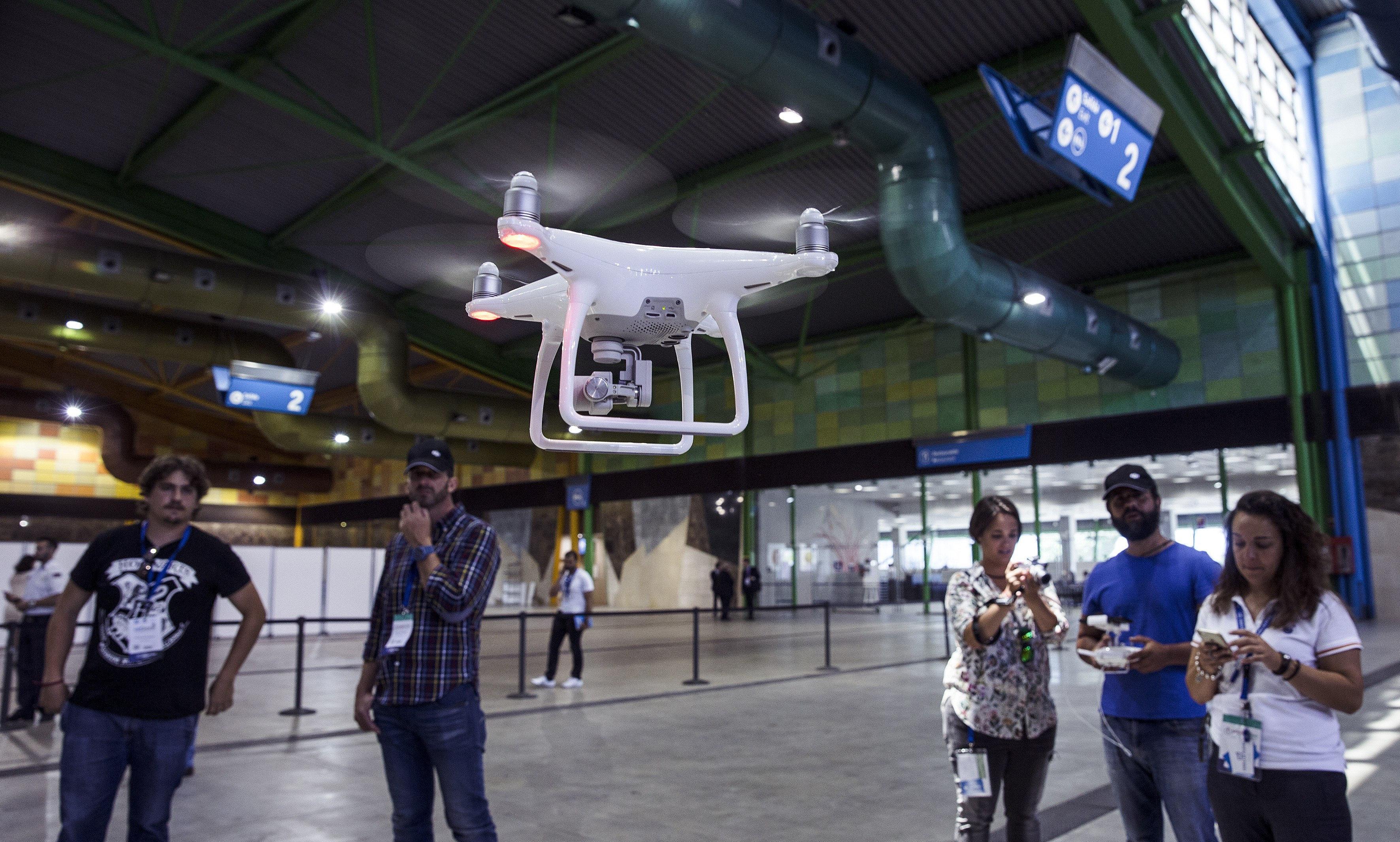 Drones, el futuro de las ciudades a la espera de un marco legal más amplio
