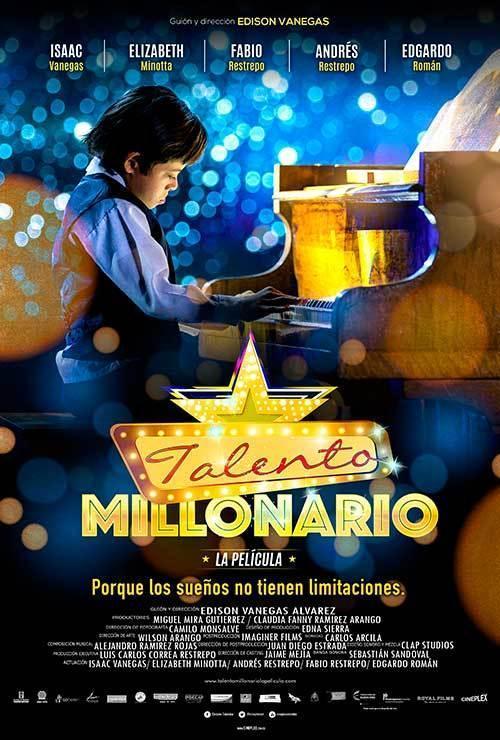 """""""Talento Millonario"""", Una película con habilidades especiales"""