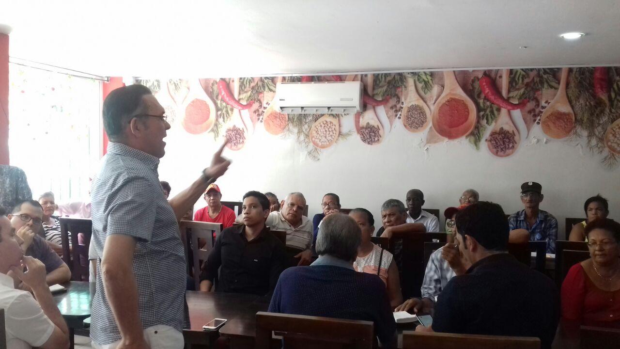 Senador Efraín Cepeda prende el motor político del Cepedismo en Barranquilla