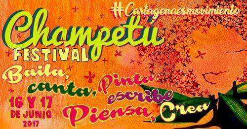 Festival Champetú inicia hoy en Cartagena