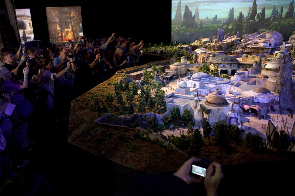 """""""La tierra de Star Wars"""" a un paso de ser una realidad en Disney World"""