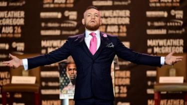 Conor McGregor regresa a combate en la jaula de la UFC