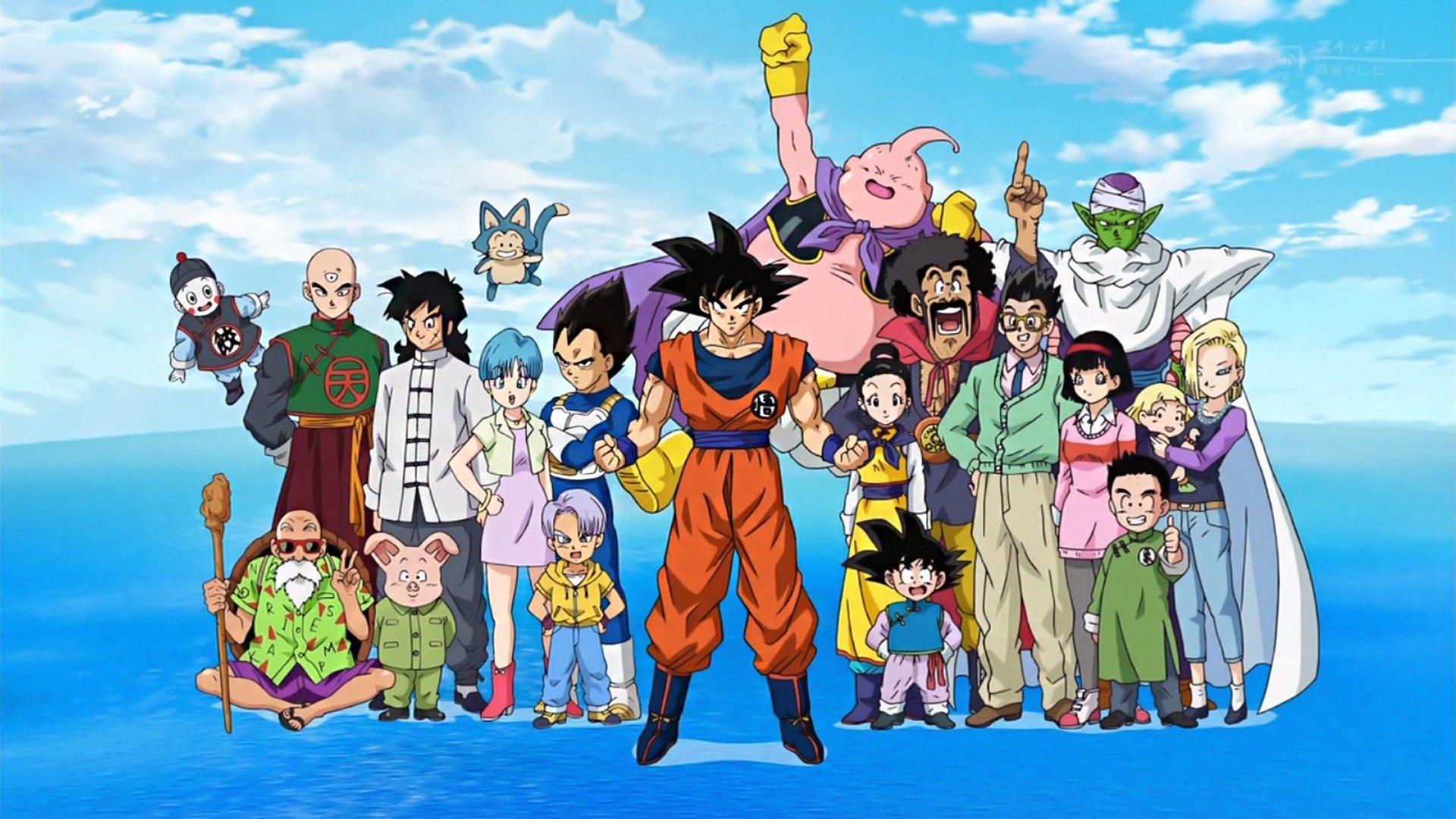 Dragon Ball Super ya tiene fecha de estreno en Latinoamérica