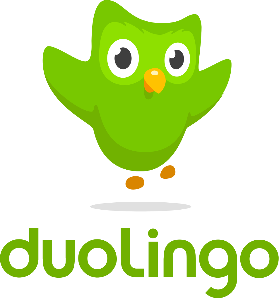 Duolingo, toque la imagen para descargar la app.