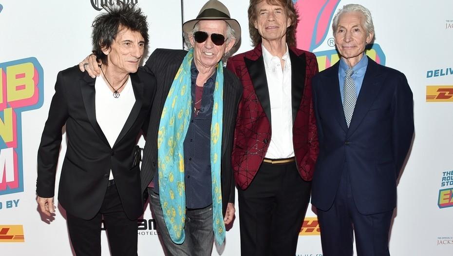 """""""On Air in the Sixties"""" lo nuevo de los Rolling Stones"""