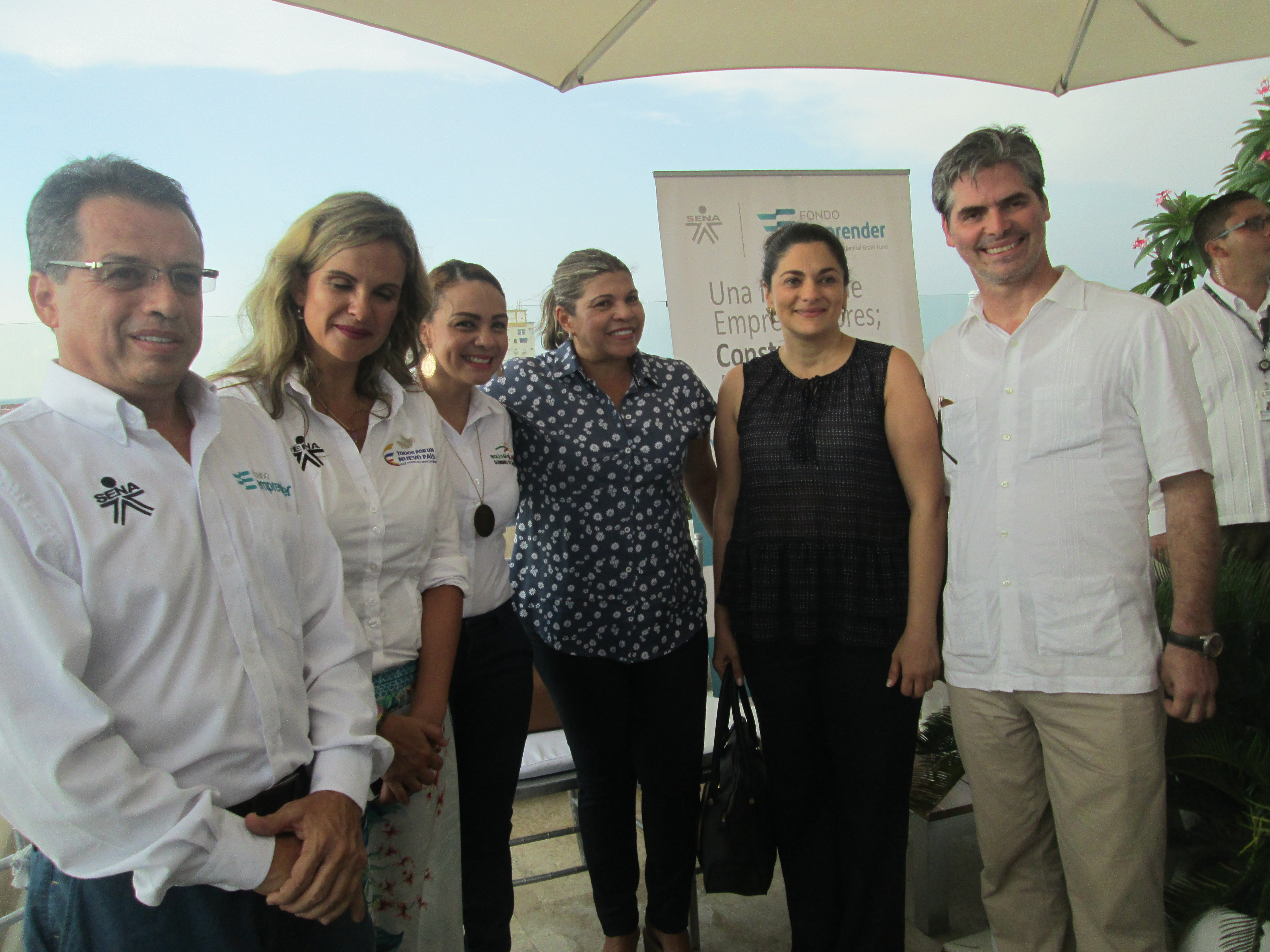 Sena y fondo emprender realizan lanzamiento de excelente iniciativa laboral.