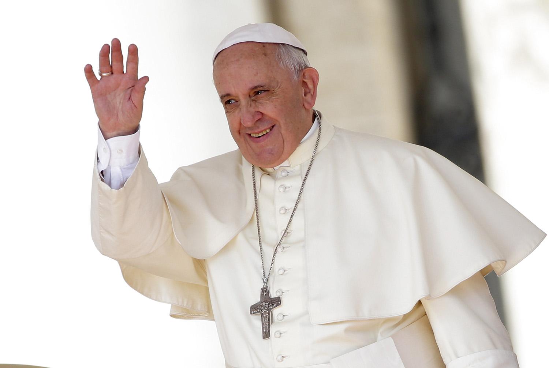El Papa Francisco dió negativo en prueba de coronavirus