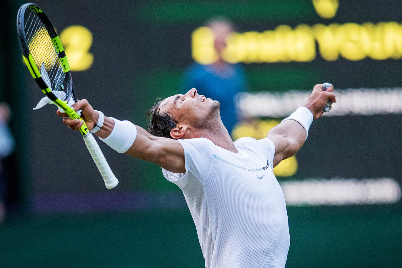 Rafael Nadal avanzó a la segunda ronda de Roland Garros