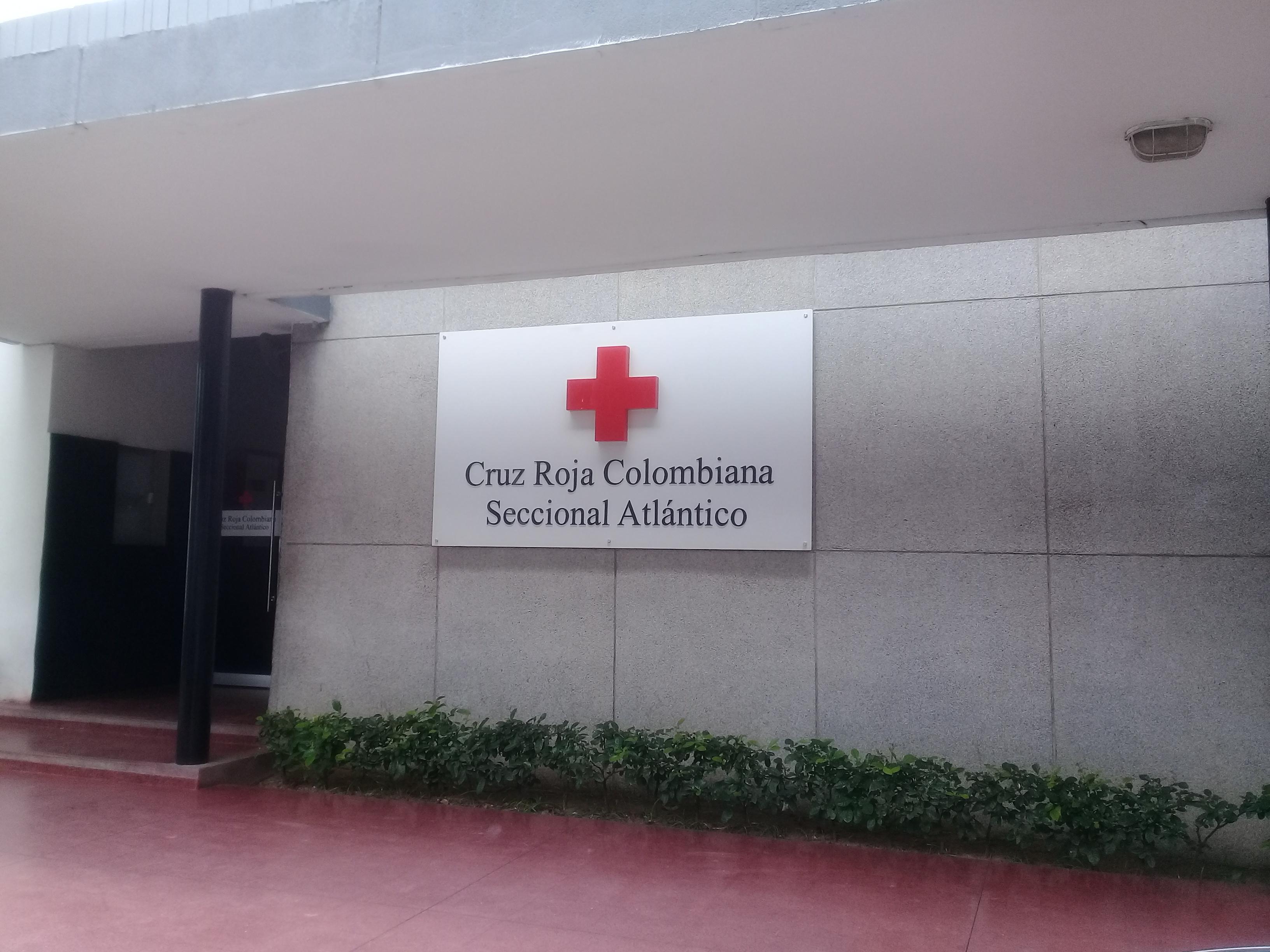 Balance Social de la Cruz Roja Colombiana 2017-I