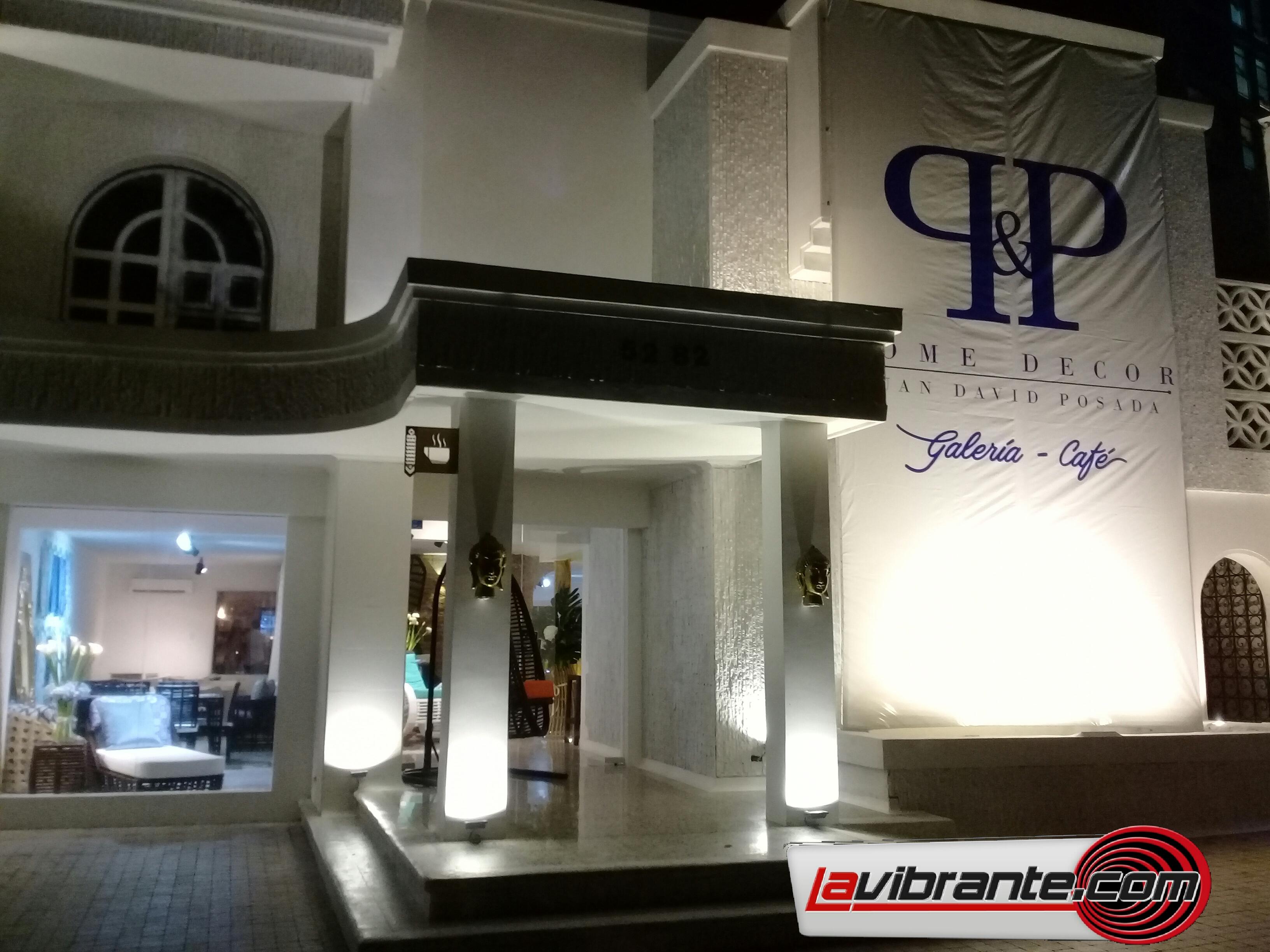 Éxito Total en el Lanzamiento de P&P Home Decor en Barranquilla