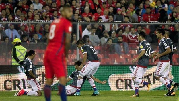 """Paraguay y una Goleada """"Monumental"""" en casa del Campeón de América"""