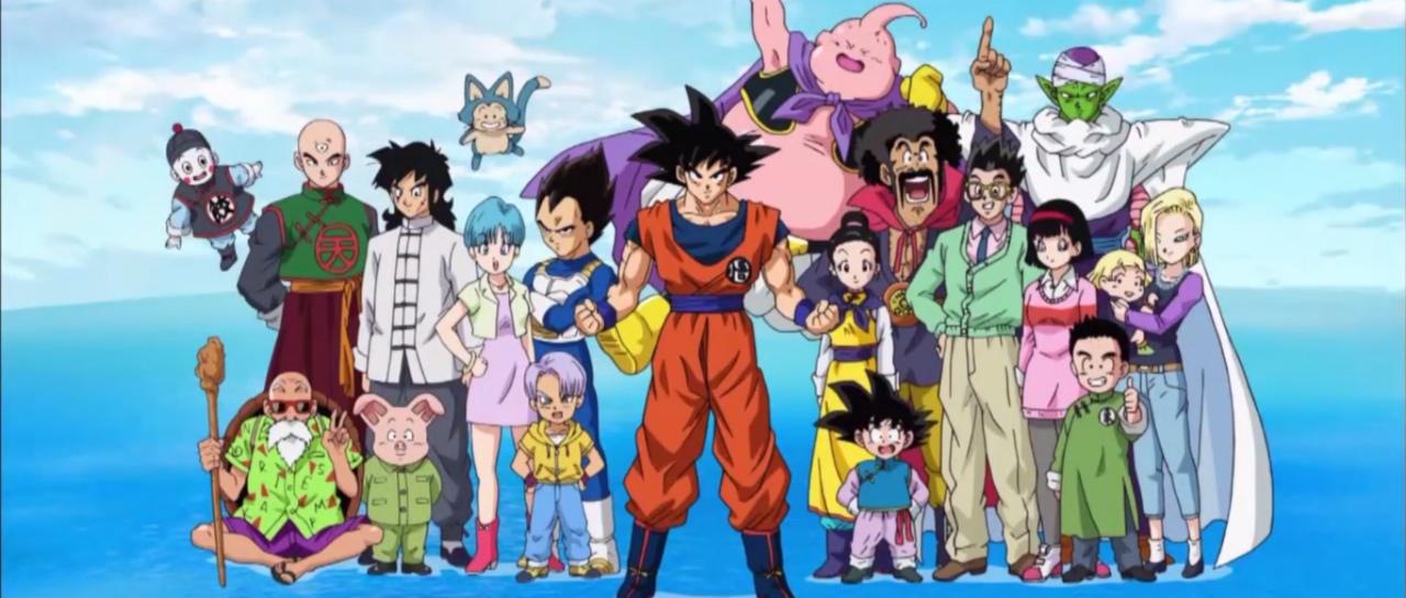 Hoy inicia Dragon Ball Super