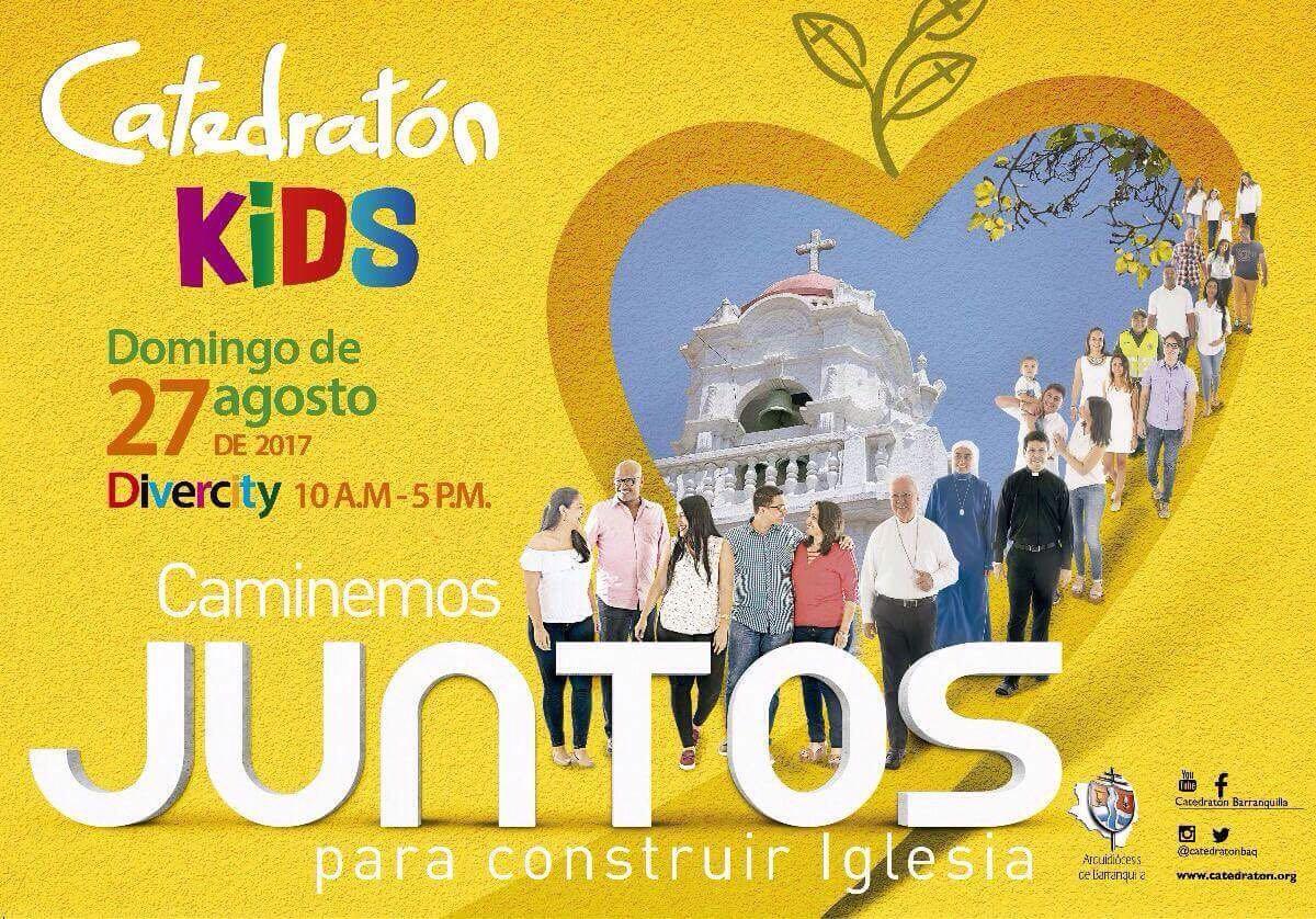 Catedratón Kids se toma Divercity Barranquilla