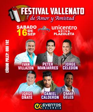 El Festival Vallenato viajará por primera vez a Neiva