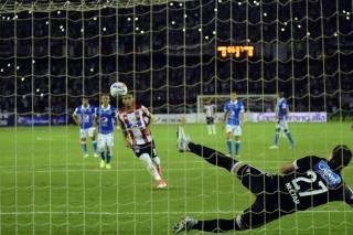 "Un Gol de ""Jarlan Panenka"" le da el Pase a Semifinales de Copa Águila al Junior"