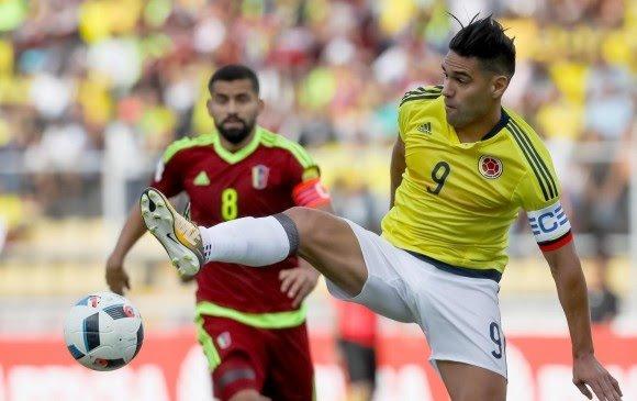 """Empate Amargo de Colombia que sigue sin """"Madurar"""" ante Venezuela"""