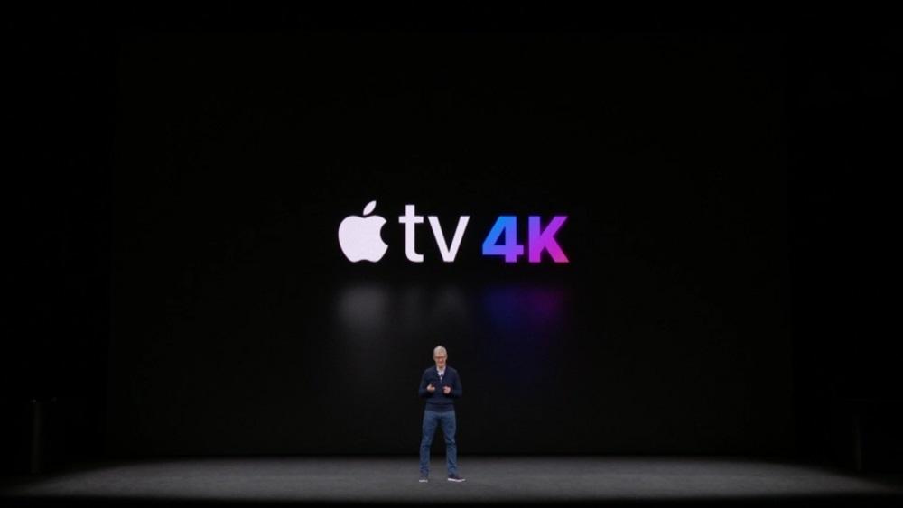 Presentamos el Apple TV 4K
