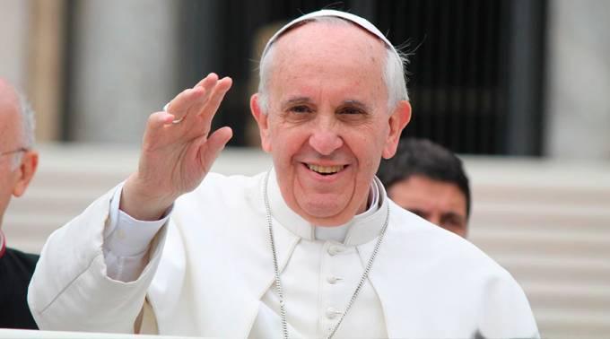 """Papa Francisco: El placer sexual es """"simplemente divino"""""""